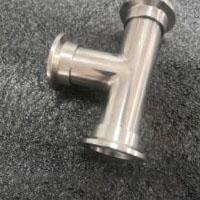Stainless Steel Equal-Diameter Tee