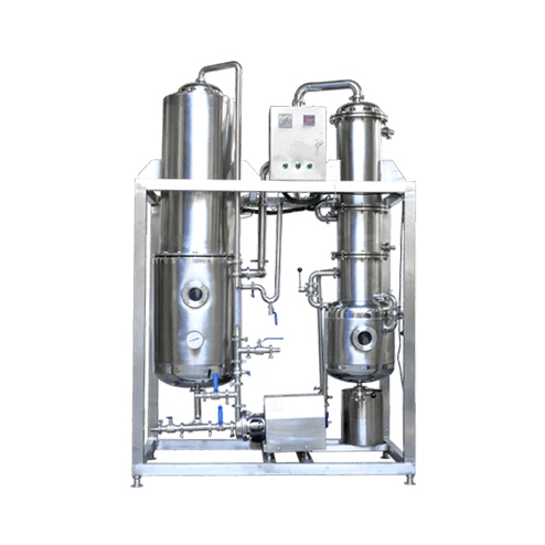 laboratory falling film evaporator