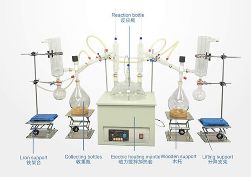 10L Short Path Distillation Parts