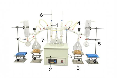 10l short path distillation kit