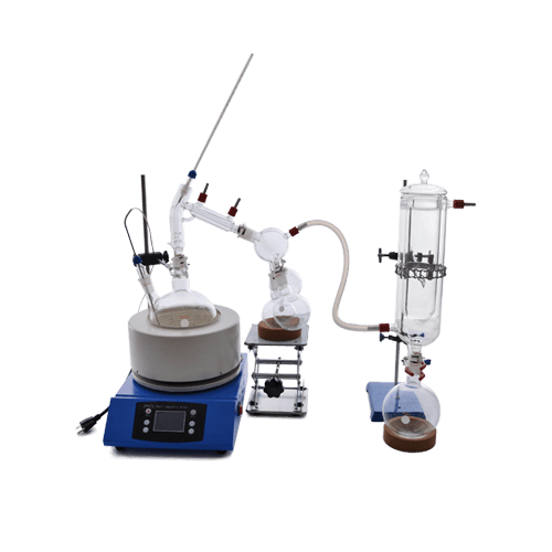 2L short path distillation for sale
