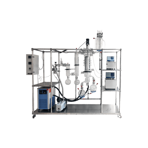 advanced molecular distillation