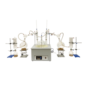 cheap short path distillation kit