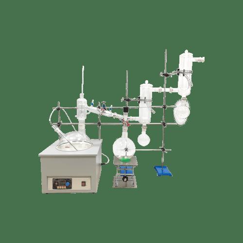 short path distillation kit