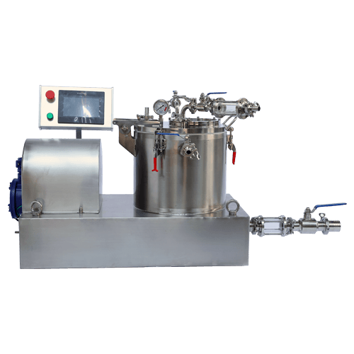 industrial centrifuge manufacturers