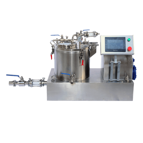 industrial continuous centrifuge