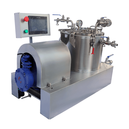 industrial extractor centrifuge