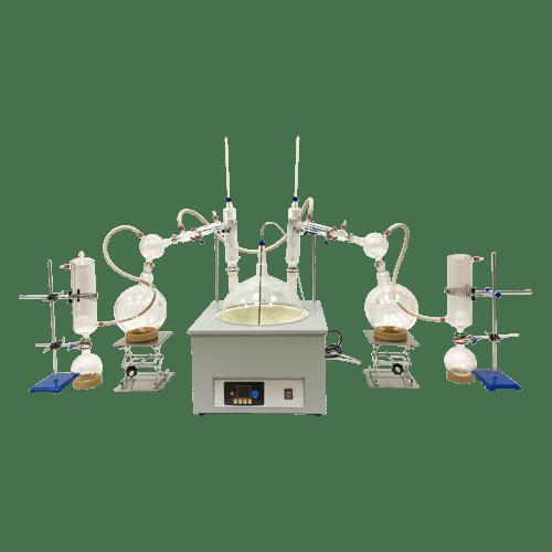 short path distillation apparatus