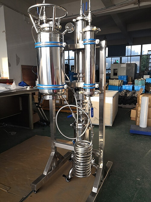 ethanol extraction