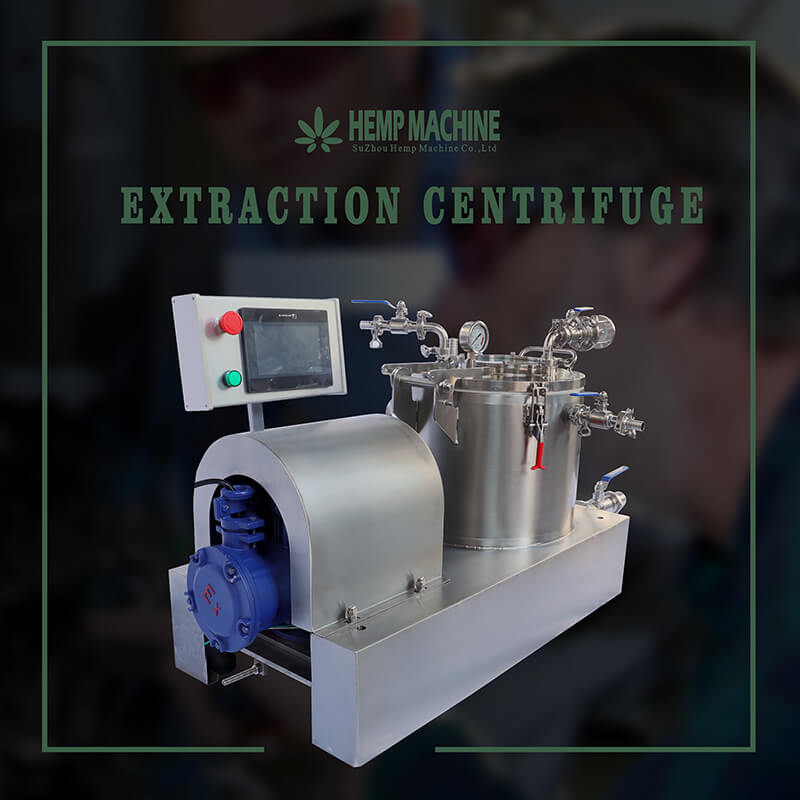 cbd extraction equipment