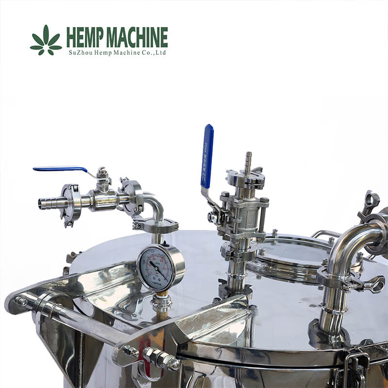 ethanol extraction equipment