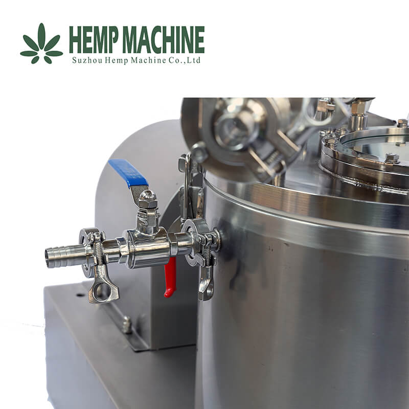 ethanol extraction equipment of hemp